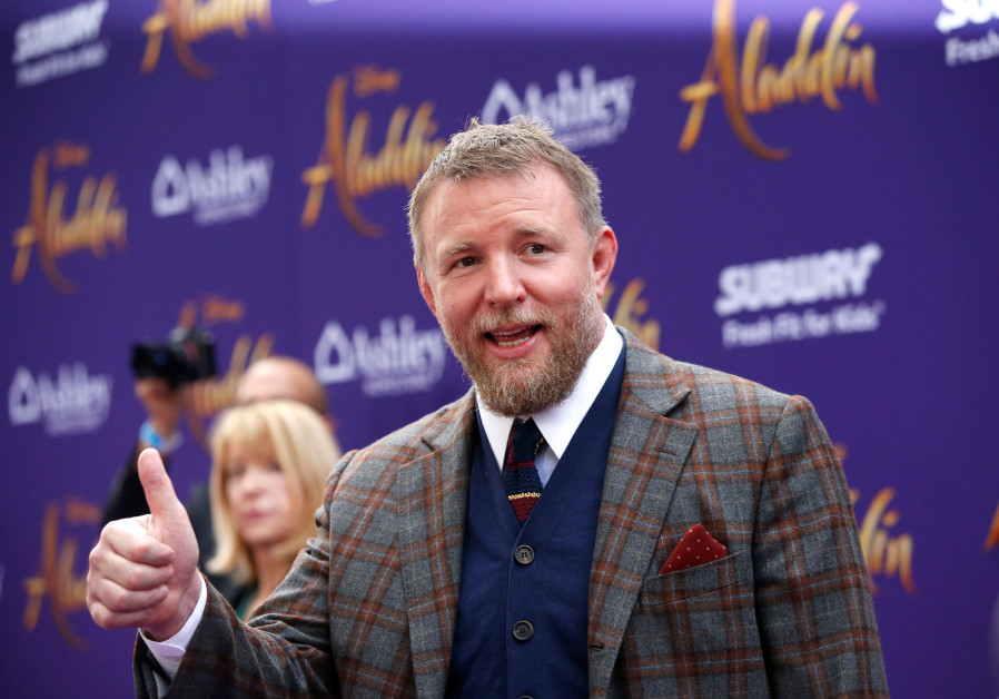 Guy Ritchie reveals hidden Hebrew talent in 'Aladdin ...