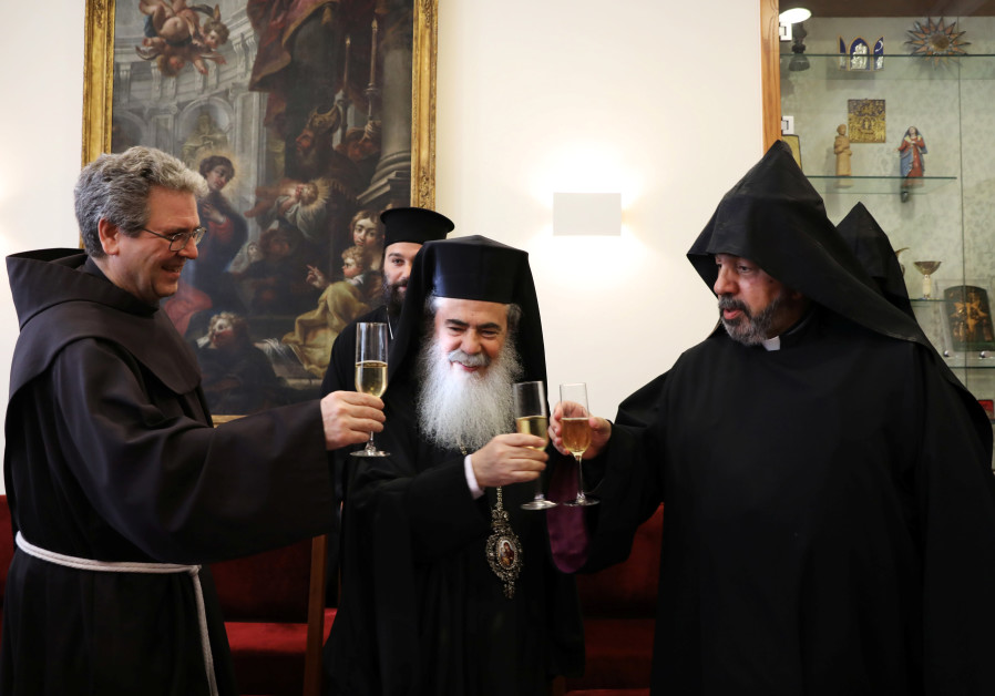 Holy Sepulchre plans first renovation in generations