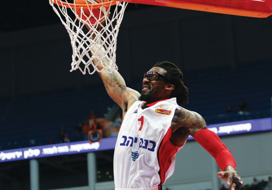 AMAR'E STOUDEMIRE helped lead Hapoel Jerusalem to the BSL Final Four this week, but will he be with