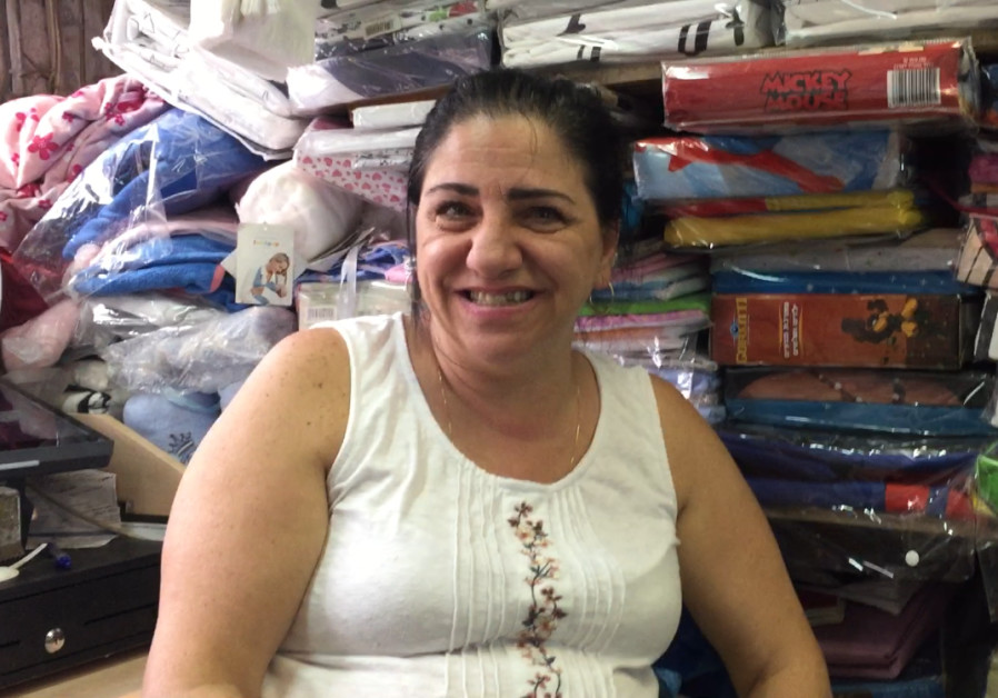 Woman in the shuk: Jerusalemites react to repeat election - watch
