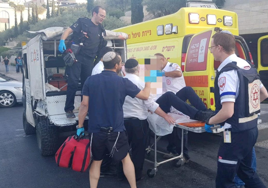 Improvement in condition of Jerusalem Old City stabbing victim