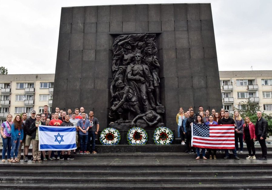 U.S. Military cadets visit Israel for educational tour