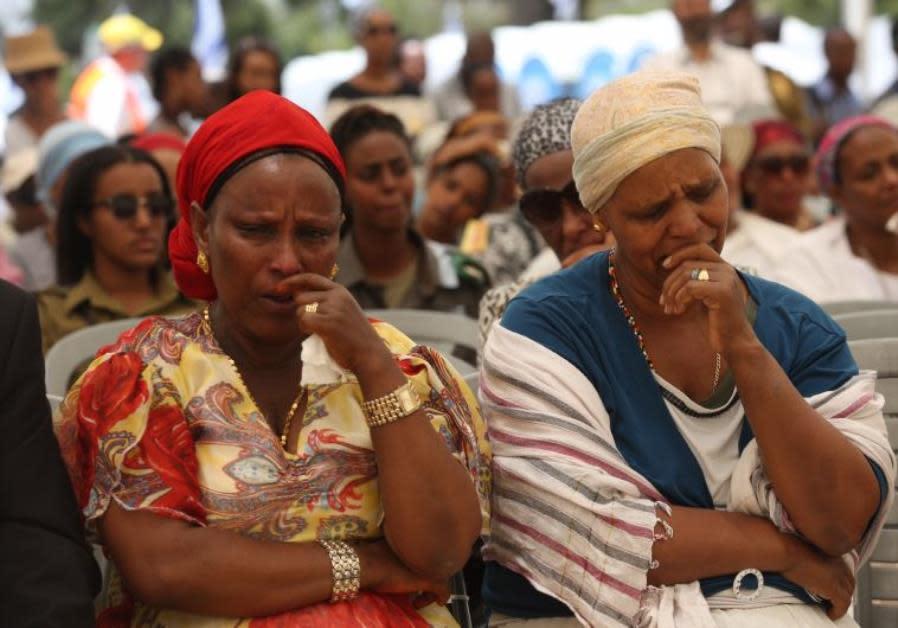Activist pens moving tribute for Jewish-Ethiopian Memorial Day