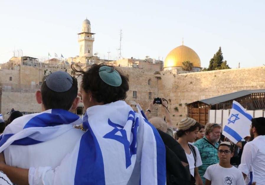 Jerusalem Day 2019.