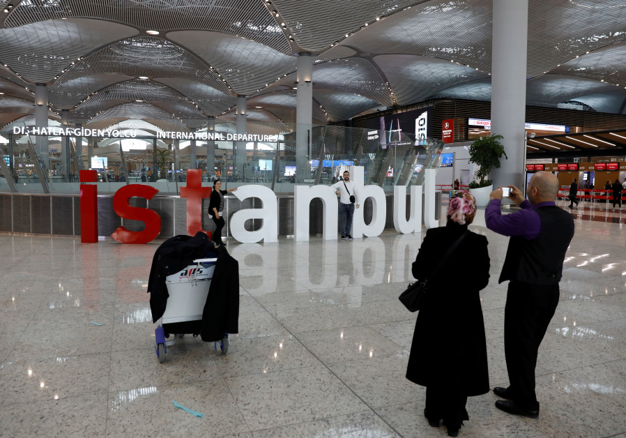 Istanbul's new airport to boast two Jewish prayer rooms