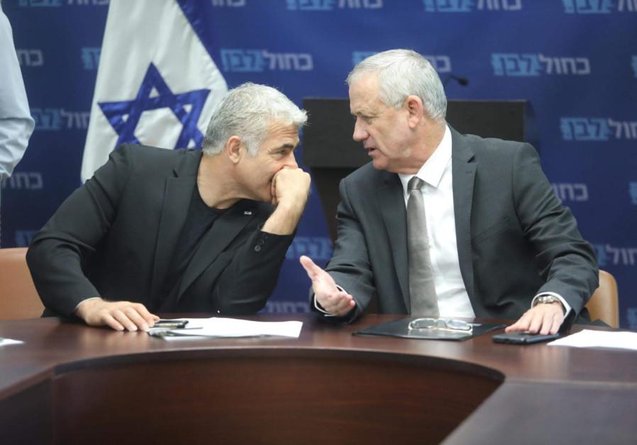 Yair Lapid: If we lose, Israeli democracy is over.