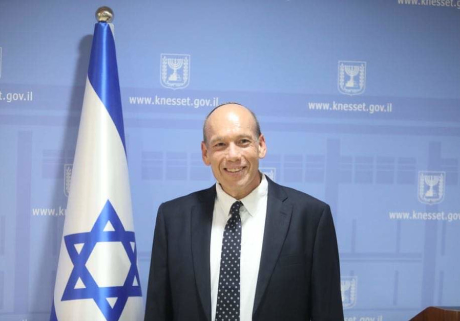 Newly-elected State Comptroller Matanyahu Engelman