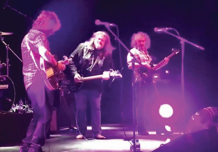 Concert Review: British Creedence tribute band graying but still rocking