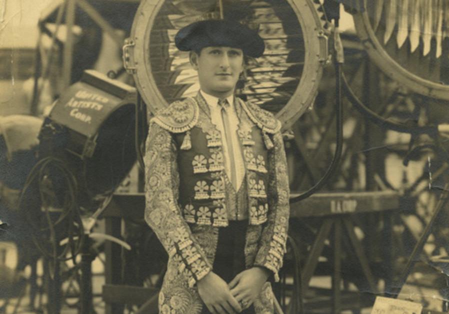 The life of gay, Jewish bullfighter Sidney Franklin