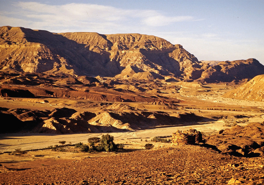 Shavuot and the echo of the desert