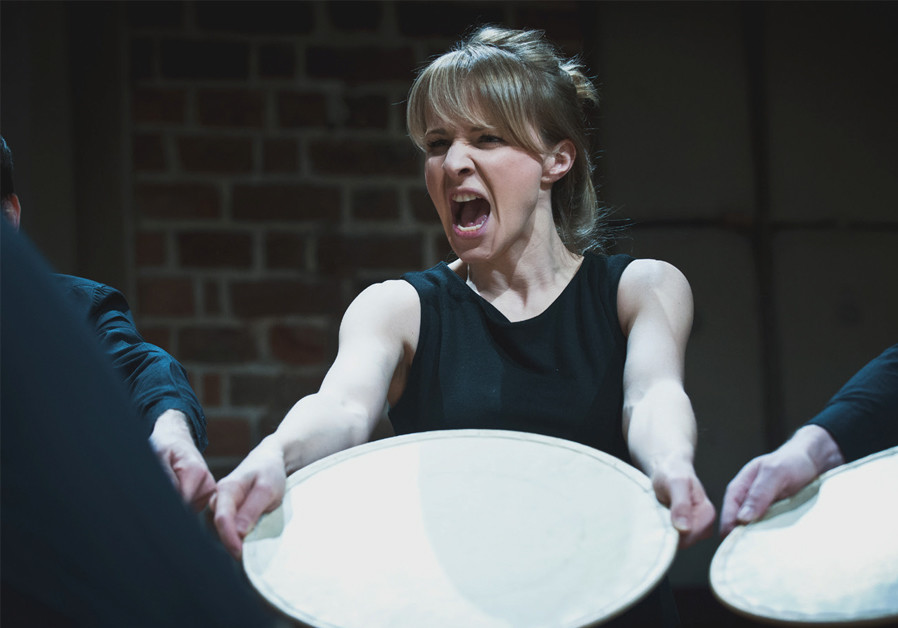 PERFORMERS PUMP out decibels and emotions by the bucketload. (Credit: Z. WARZYNSKI)