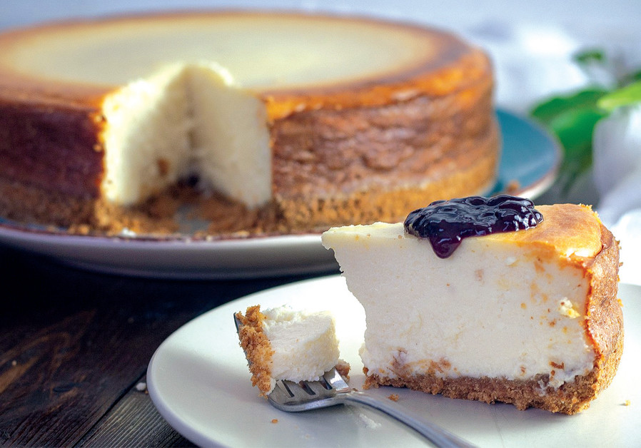 Shavuot: The lesson of the cheesecake