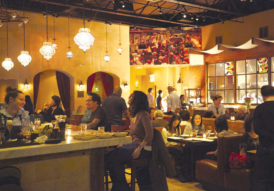 INSIDE ZAHAV. Pastry chef Camille Cogswell won the James Beard 'Rising Star Chef' in 2018; Solomonov was recognized as 'Outstanding Chef' in 2017; and co-owners Solomonov and Steven Cook won 'Book of the Year' and 'Best International Cookbook' for 'Zahav: A World of Israeli Cooking' the year before. (Credit: MICHAEL PERSICO)