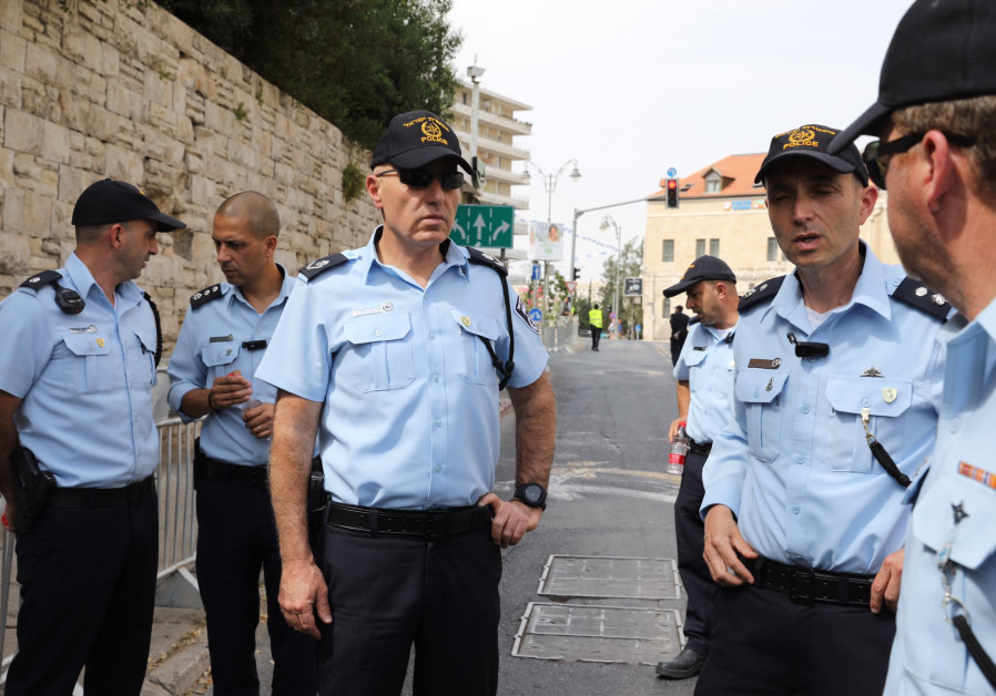 Jerusalem's impossible-to-attend Pride parade - comment