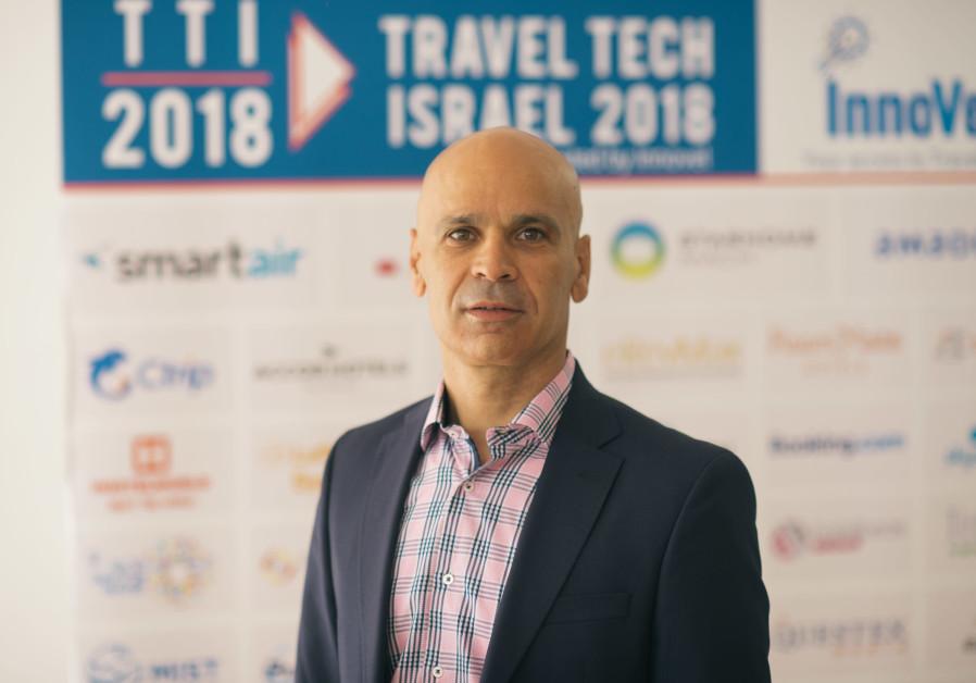 InnoVel founder & CEO Rom Hendler