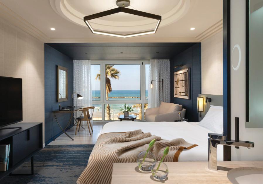 THE DAN TEL Aviv Hotel and Hayarkon 99 – a winning combination.
