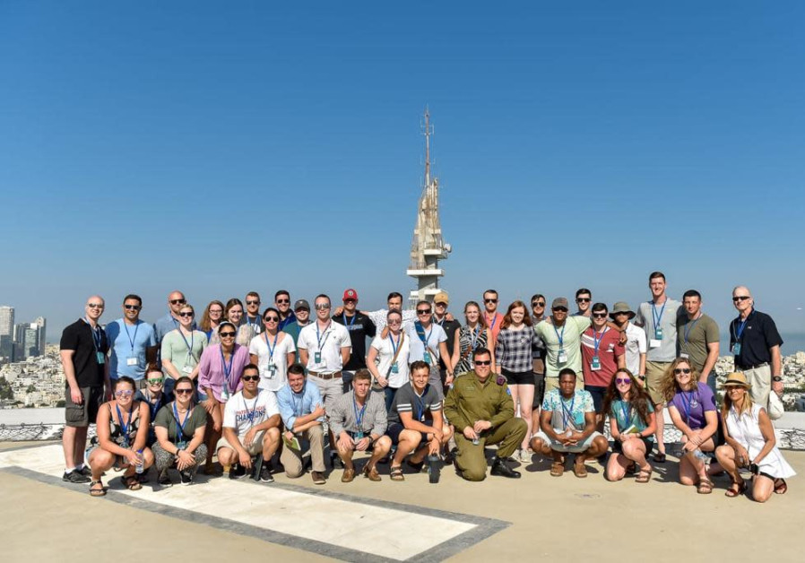U.S. cadets laud Israeli Brothers in Arms following two week tour