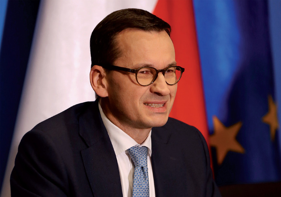 Reflections from an evening with Poland's prime minister