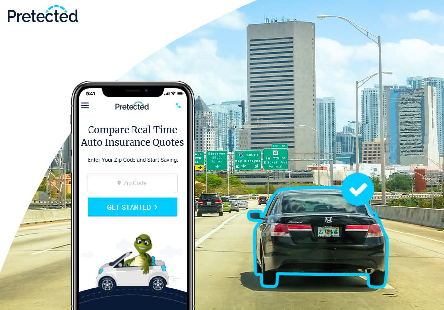 How Pretected Helps Consumers Lower their Insurance Rates Using Innovative Technology