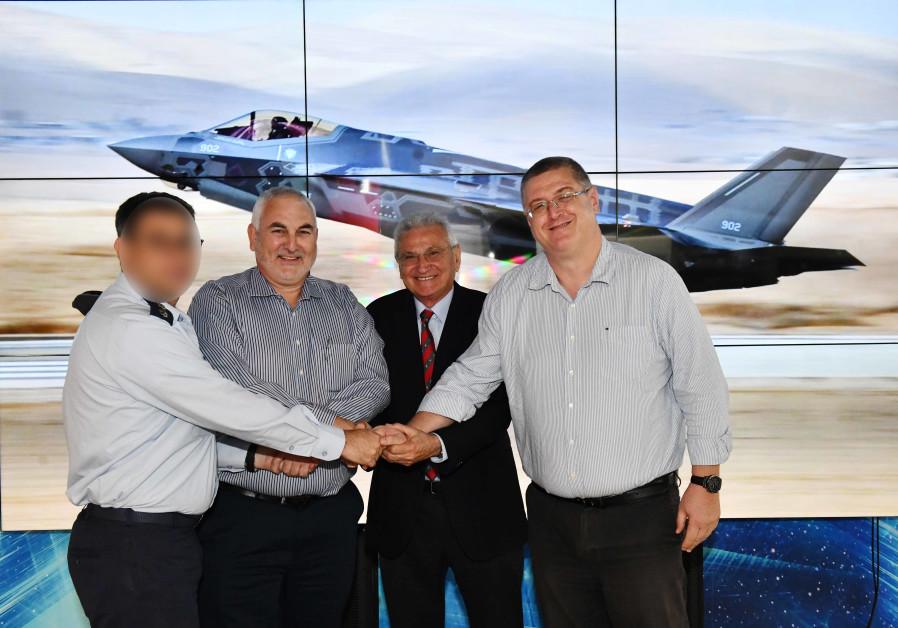 Ministry of Defense, Lockheed Martin Sign F-35 Maintenance Agreement