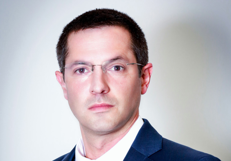 Izek Frank, Chief executive of Baran International (credit: Baran Group)