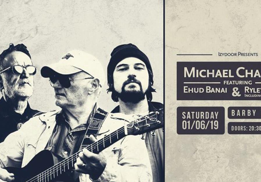 Concert Review:  Michael Chapman ft. Ehud Banai & Ryley Walker