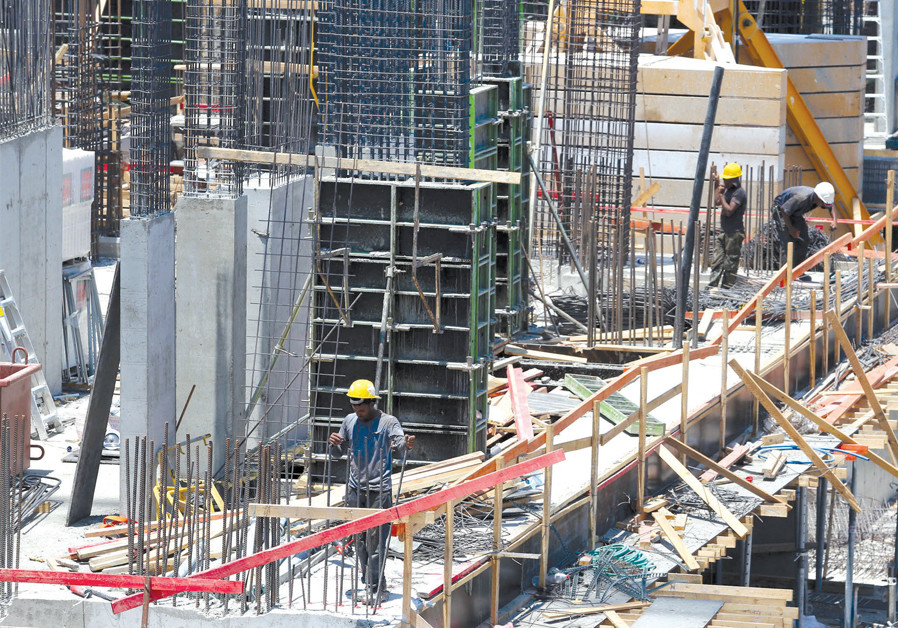 Cultural awakening in Israel's construction sector
