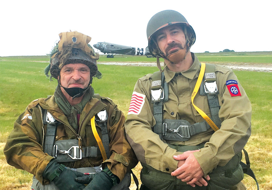 Leaping into D-Day: A paratrooper's tale