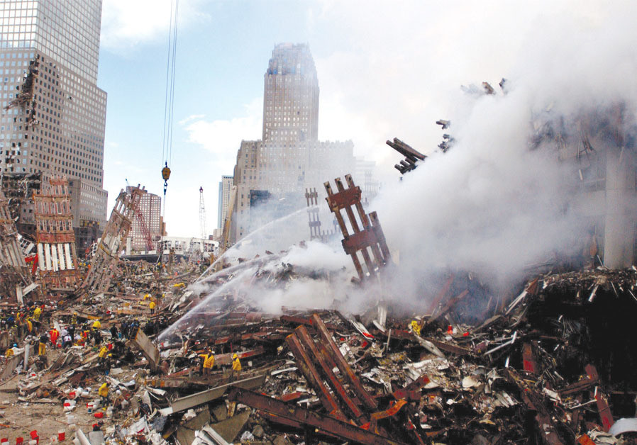 Will it take a Jewish 9/11... for us to take security seriously?