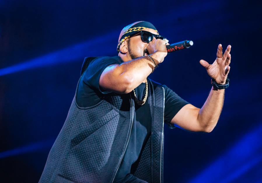 Sean Paul returning to Israel for summer concert
