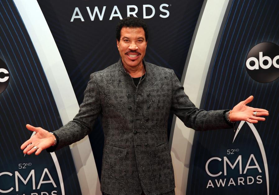 Country Music Association Awards - Arrivals - Nashville, Tennessee, U.S., 14/11/2018 - Lionel Richie