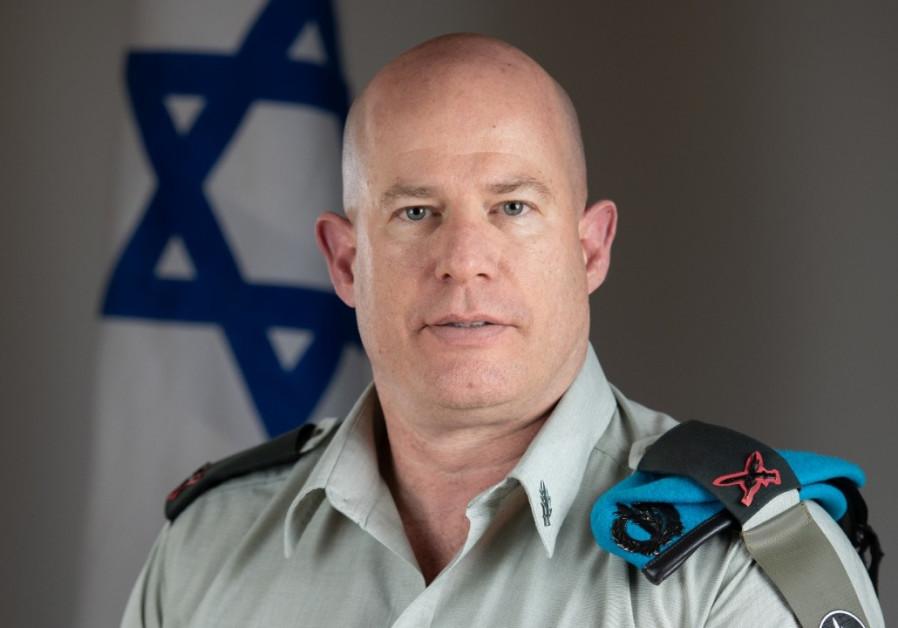 IDF spokesman Brig. Gen. Hadi Zilberman