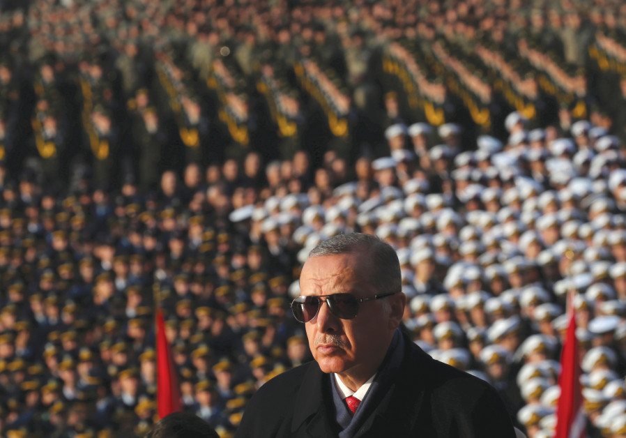 Why would the Mossad help Turkey's Erdogan combat terrorism? - analysis