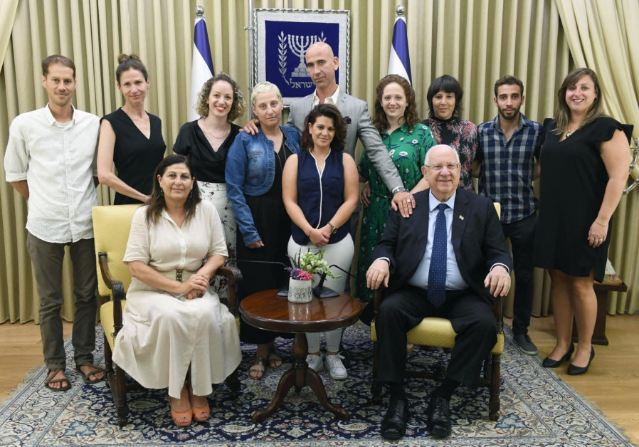 Rivlin to cancer community: 'every doctor should know the things you shared'