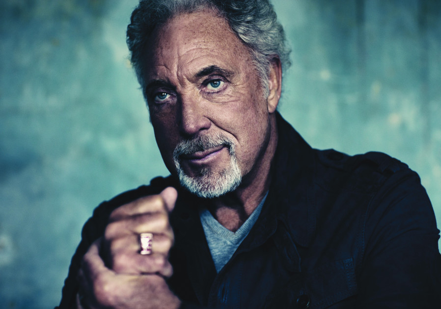 For Tom Jones, it's not unusual to return to Israel