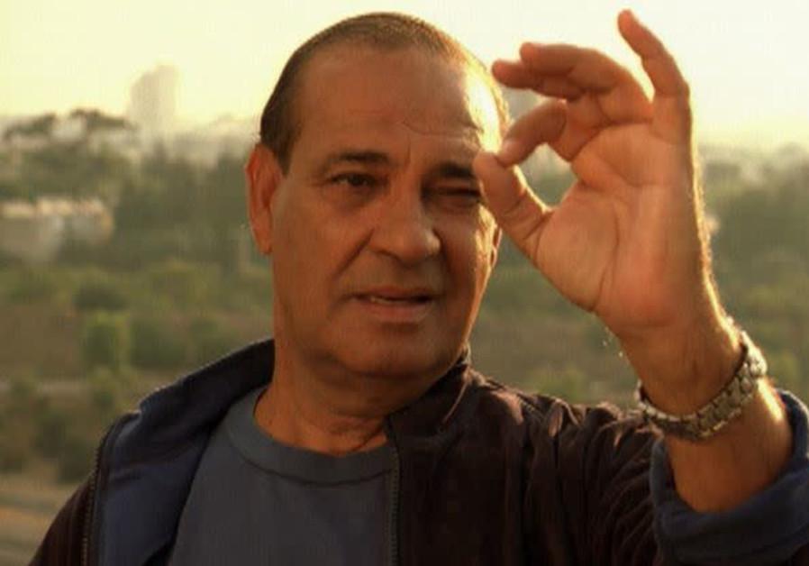 Israeli actor Ze'ev Revach in hospital