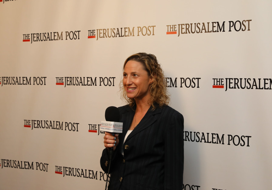 Jerusalem Post news editor Maayan Hoffman interviews people behind the scenes at the conference