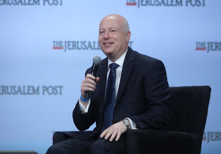 United States envoy hints Israeli-Palestinian peace plan could be delayed
