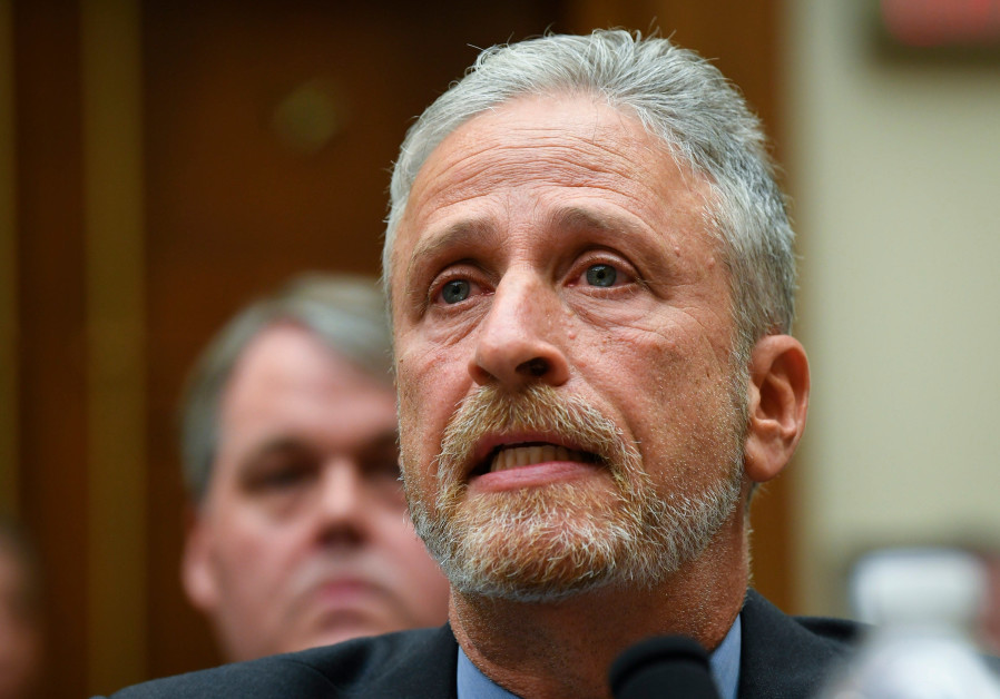 Jon Stewart testifies in front of the House Judiciary Committee
