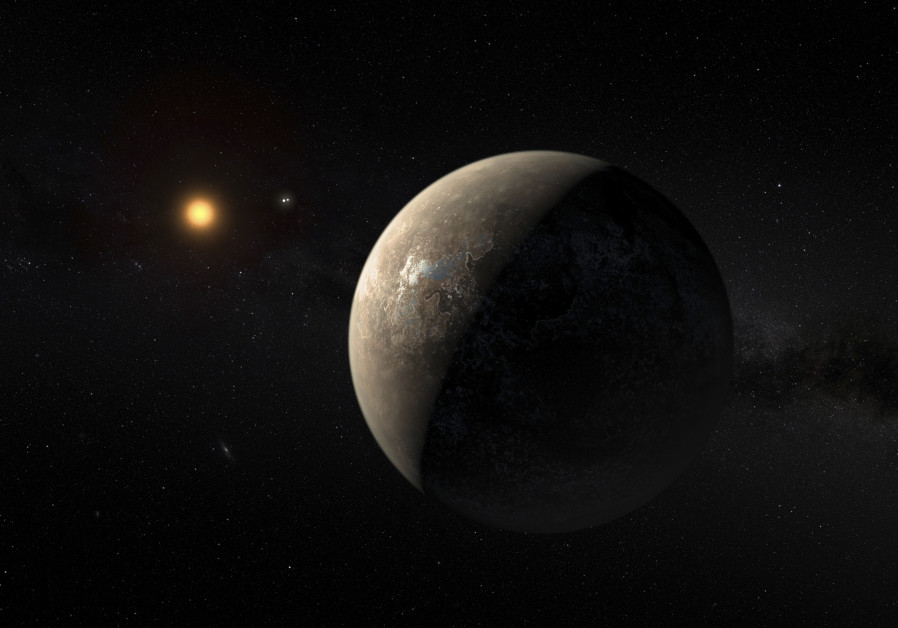 Two planets which might support life found orbiting a red sun