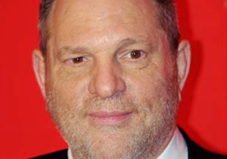 'Even Bernie Madoff and Harvey Weinstein [pictured] can't be unjewished for disgracing the Jewish people.' (Credit: Wikimedia Commons)