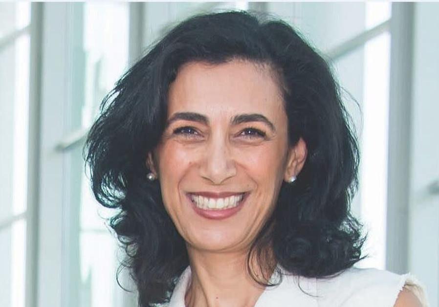 Sharon Nazarian Senior Vice President, International Affairs for the Anti-Defamation League. (Credit: Courtesy)