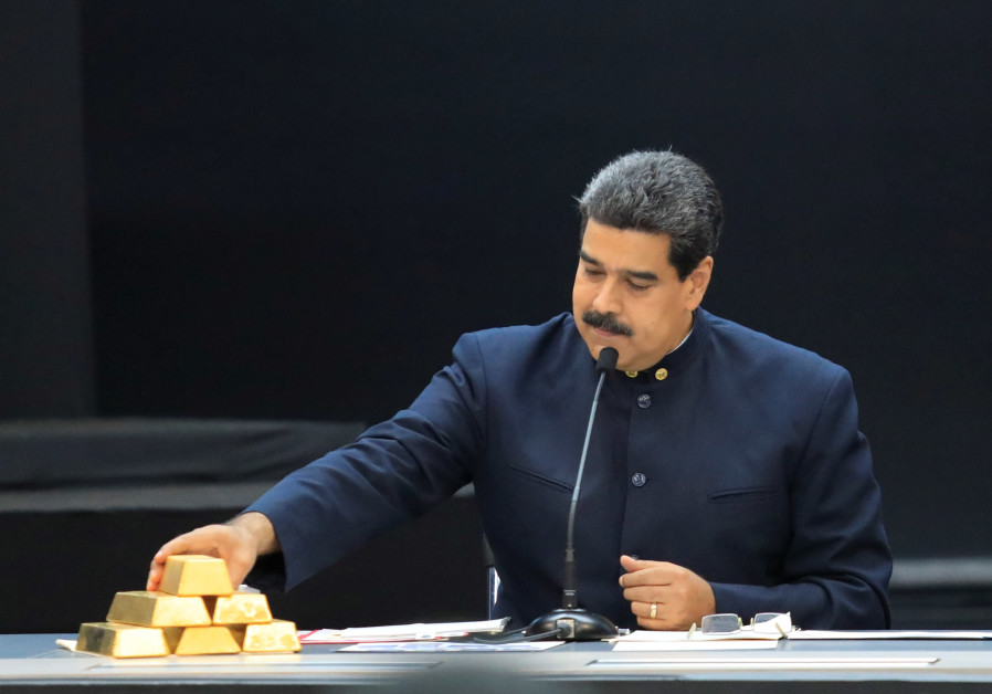 Is Venezuela's Maduro trafficking Nazi gold stolen from Holocaust victims?