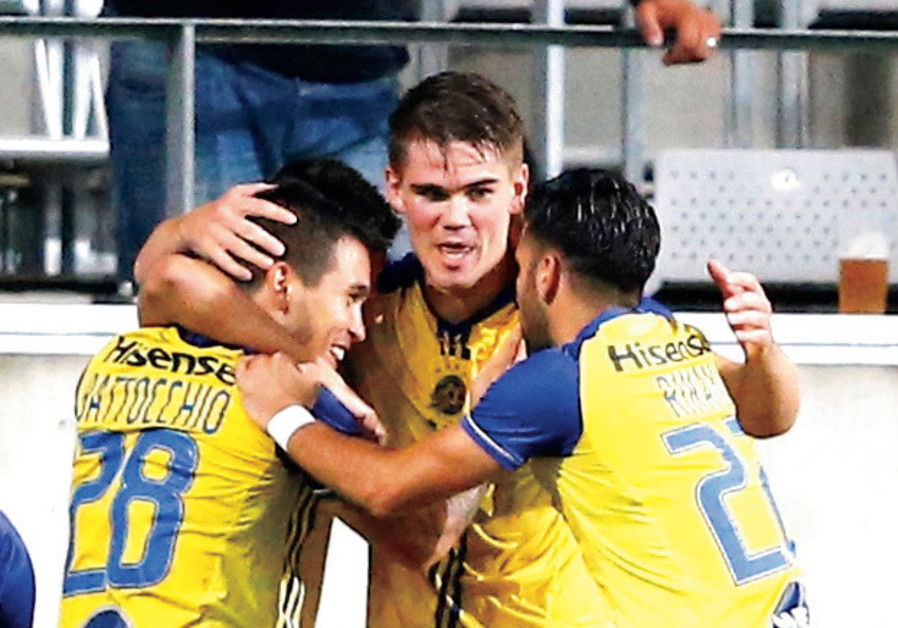 Maccabi Tel Aviv will hope to qualify for European competition this season
