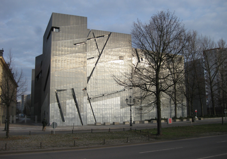 How the Berlin Jewish Museum became a political lightning rod