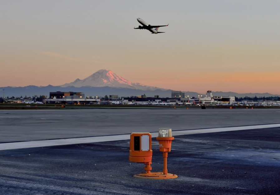 Xsight Systems' RunWize threat detection system at Seattle-Tacoma International Airport