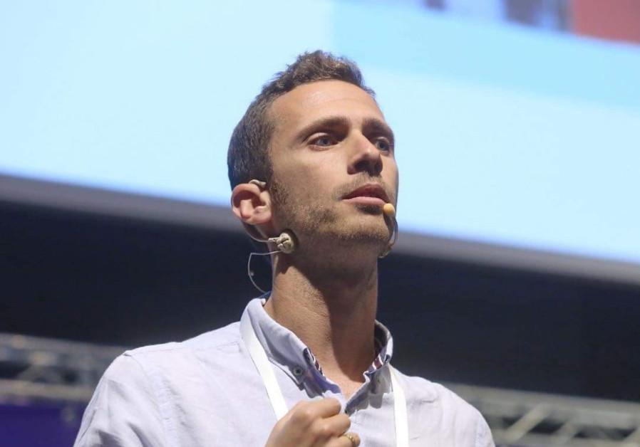 Gloat business development manager Noam Mordechai  ( RON SHABTAI)