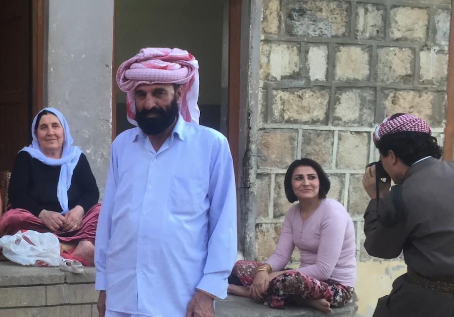 Memories of Yazidis and Lalish on World Refugee Day