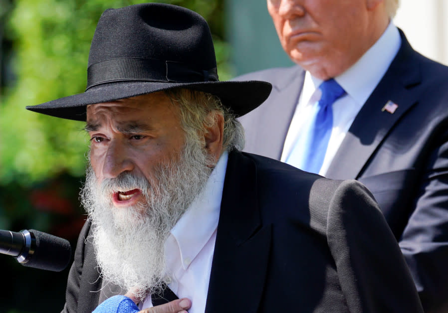 Poway Chabad rabbi to address U.N. General Assembly