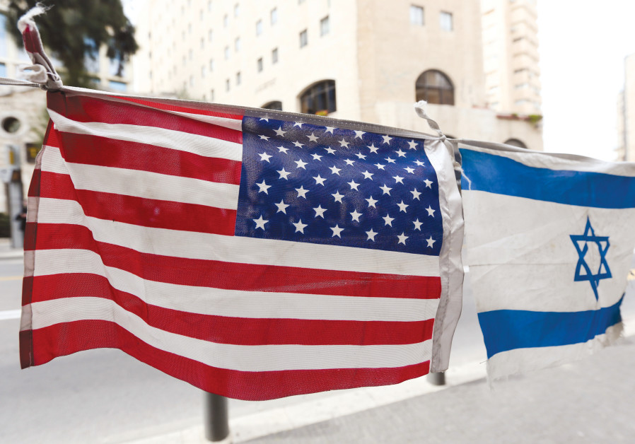 Is a formal alliance with the U.S. good for Israel?